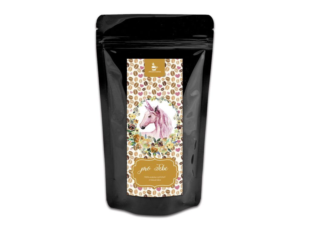 kava jednorožec pro tebe