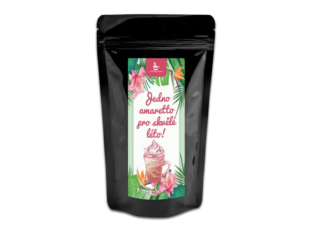 sweetcoffee jedno amaretto