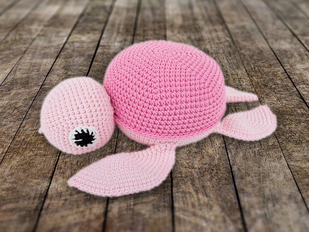 želva produkt foto růžová2