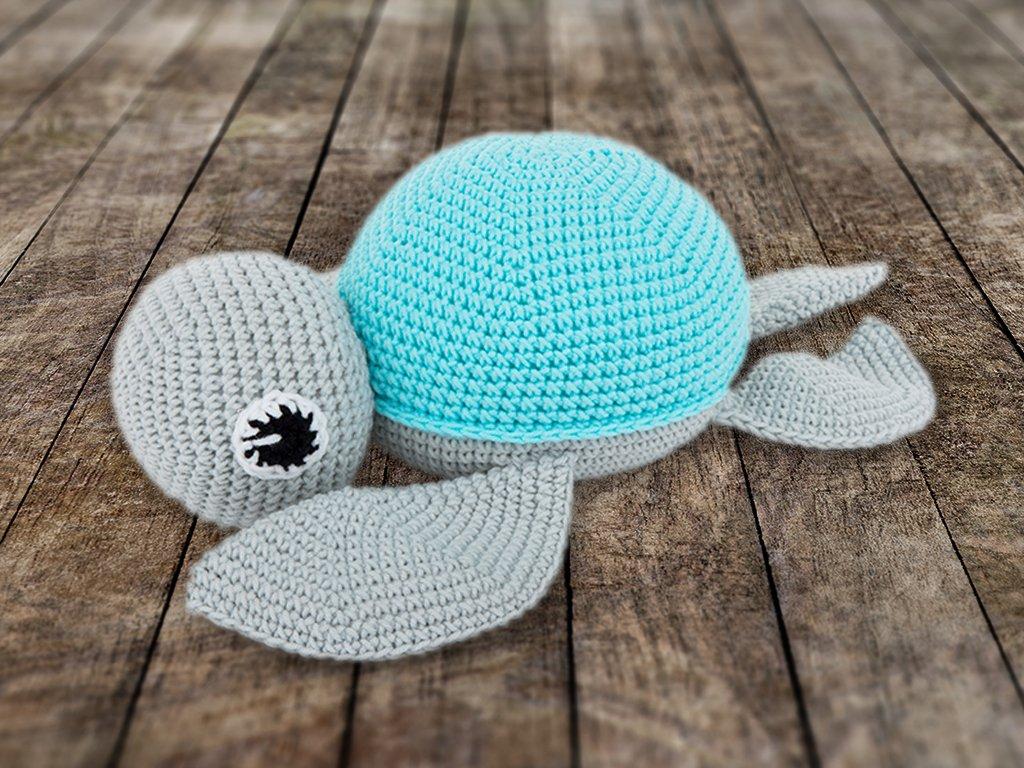 želva produkt foto modrá2