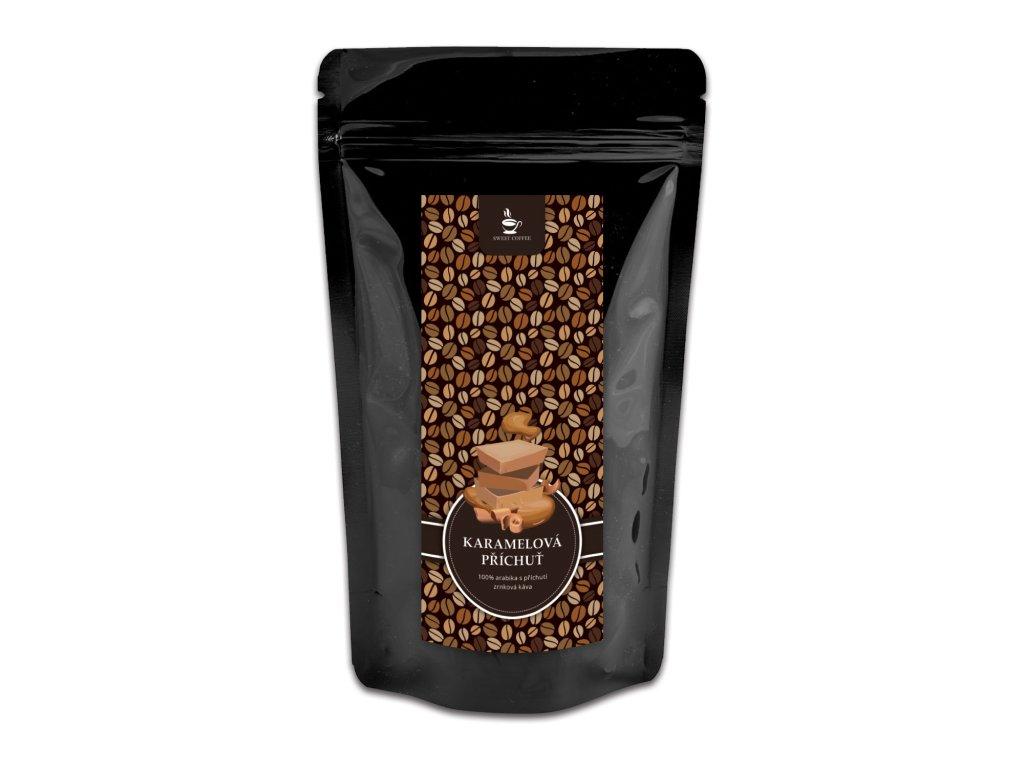 sweetcofee karamelova prichut