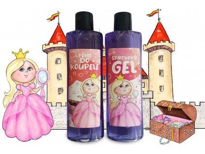 do koupele princezna 1