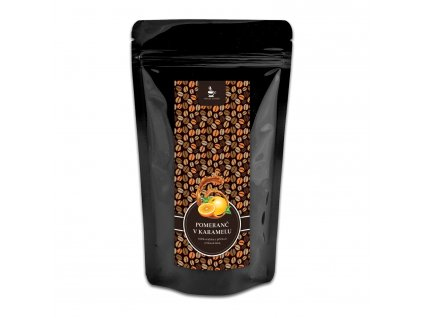 sweetcofee pomeranc v karamelu