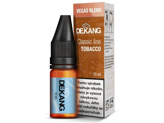 tobacco Vegas Blend