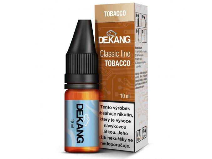 tobacco Tobacco