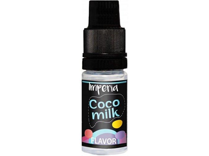 Příchuť IMPERIA Black Label 10ml Coco Milk (Kokosové mléko)