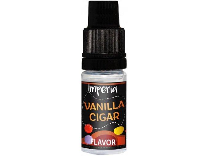 Příchuť IMPERIA Black Label 10ml Vanill Cigar (Tabák s vanilkou)