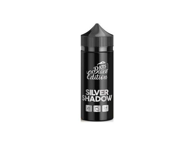 KTS Black Edition Shake and Vape 20ml Silver Shadow