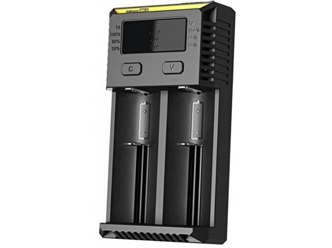 Multifunkční nabíječka baterií - Nitecore Intellicharger I2 V2