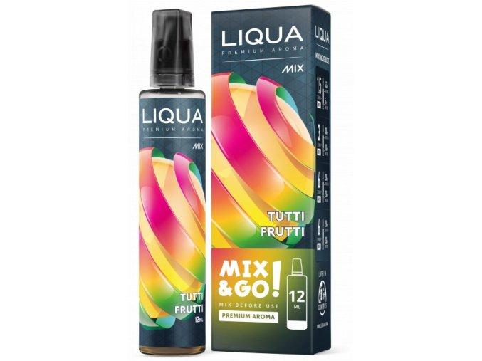 liqua mixgo 12ml tutti frutti