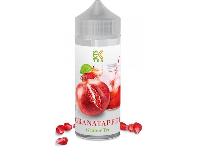 KTS Tea Shake and Vape 30ml Granatapfel (Granátové jablko)