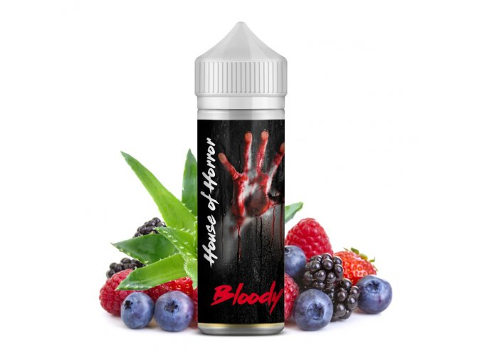 house of horror bloody shake and vape