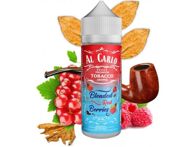 Příchuť Al Carlo Shake and Vape Blended Red Berries 15ml
