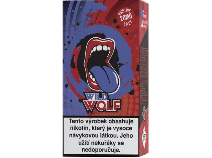 Liquid Big Mouth SALT Wild Wolf 10ml - 20mg