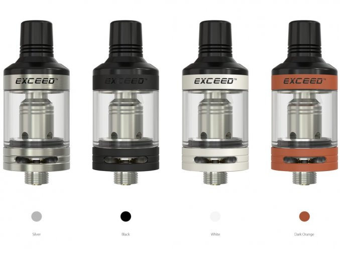 exceed d19 atomizer 2ml