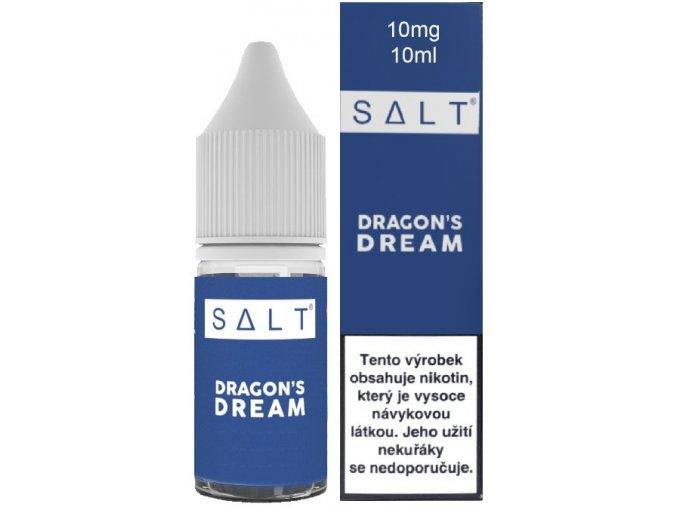 Juice Sauz SALT 10ml Dragons Dream (Dračí ovoce a borůvky)