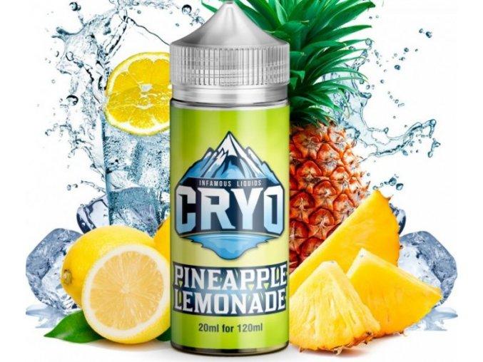 Příchuť Infamous Cryo - Pineapple Lemonade Shake and Vape 20ml