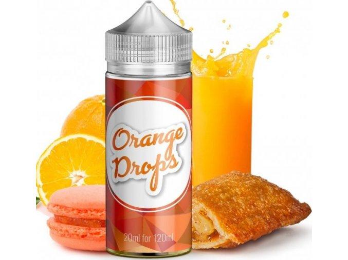 Příchuť Infamous Drops - Orange Drops Shake and Vape 20ml