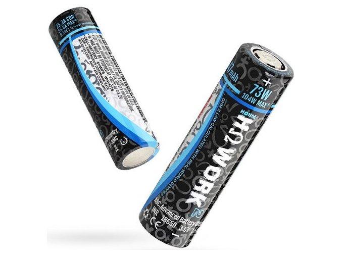 Hohm Tech WORK baterie typ 18650 2547mAh 35,8A