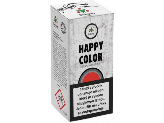 Liquid Dekang Happy color 10ml