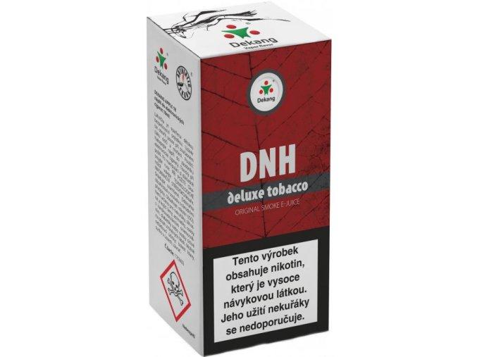 liquid dekang dnh deluxe tobacco 10ml 11mg