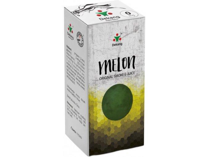 Liquid Dekang Žlutý meloun (Melon)
