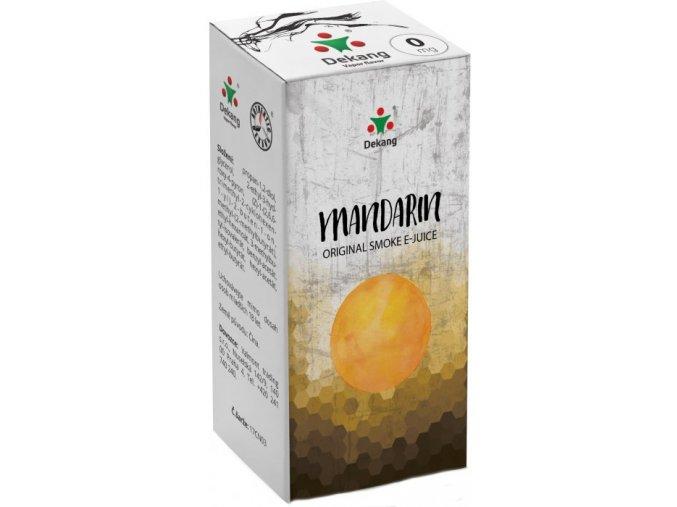 Liquid Dekang Mandarinka (Mandarin) 10ml