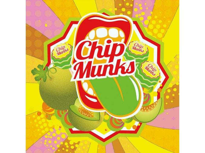 prichut big mouth chip munks