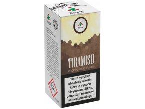 liquid dekang tiramisu 10ml 11mg tradicni italsky dezert