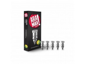 Náhradní žhavící hlava Aramax pro Vaping Pen, 1ks