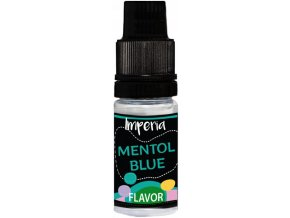 Příchuť IMPERIA Black Label 10ml Menthol Blue (Menthol)