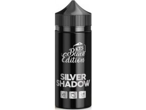 KTS Black Edition Shake and Vape 20ml Silver Shadow