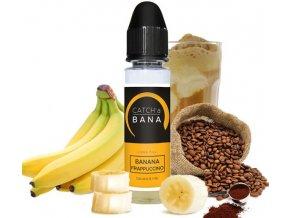 Příchuť IMPERIA Catch´a Bana Banana Frappucinno 10ml - SaV