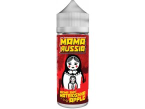 Příchuť Mama Russia Shake and Vape 15ml Matrioshka Apple