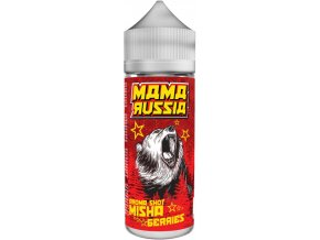 Příchuť Mama Russia Shake and Vape 15ml Misha Berries
