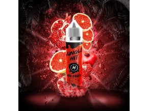 Příchuť Jungle Hit Shake and Vape 12ml Red Fruits