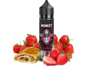 Příchuť MONKEY liquid Shake and Vape Red Muff 12ml