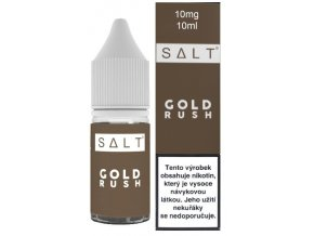 Juice Sauz SALT 10ml Gold Rush (Tabák)