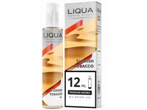 Příchuť Liqua Mix&Go Turkish Tobacco 12ml (Turecký tabák)