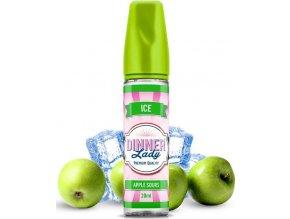 Příchuť Dinner Lady ICE 20ml Apple Sours Ice