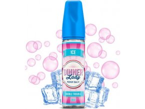 Příchuť Dinner Lady ICE 20ml Bubble Trouble Ice