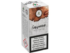 liquid dekang cappuccino 10ml 11mg kapucino