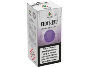 liquid dekang blueberry 10ml 11mg boruvka