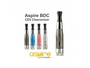 Aspire CE5 Clearomizér