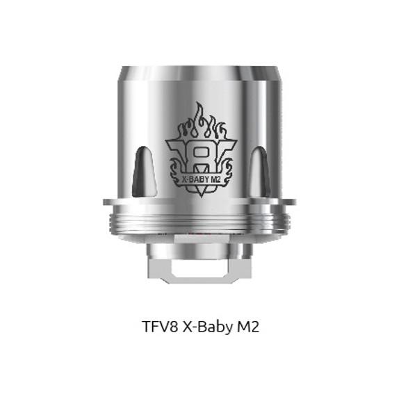 Smoktech Žhavící hlava SMOK V8 Baby X M2 pro X-BABY Tank 0.25Ohm
