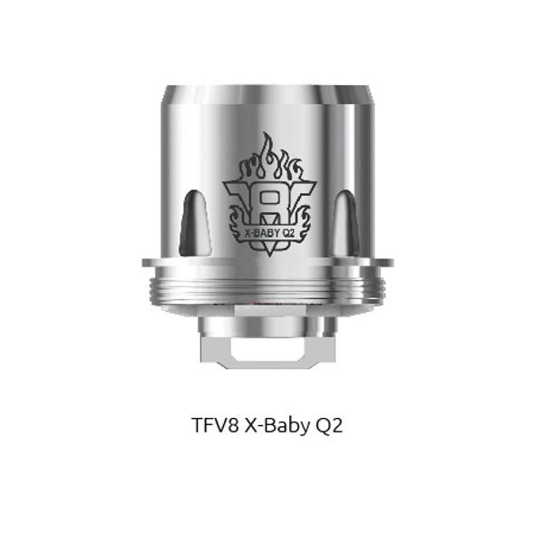 Smoktech Žhavící hlava SMOK V8 Baby X Q2 pro X-BABY Tank 0.4Ohm