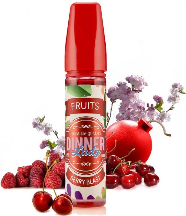 Příchuť Dinner Lady Fruits 20ml Berry Blast