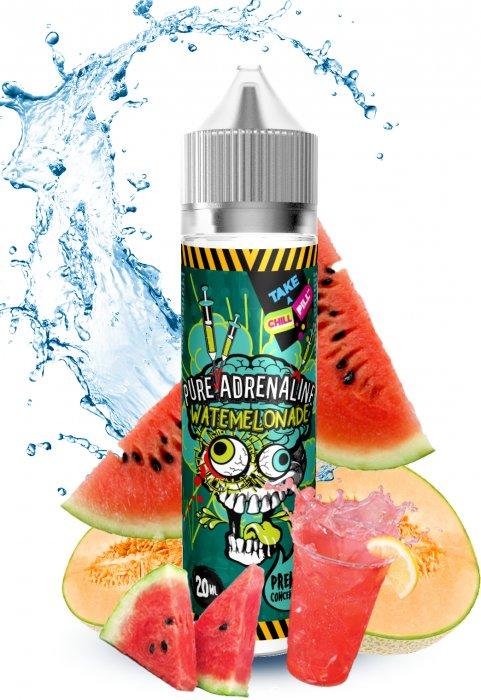 Příchuť Chill Pill Shake & Vape: Pure Adrenaline (Melounová limonáda) 20ml