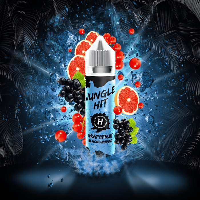 Příchuť Jungle Hit Shake and Vape 12ml Grapefruit Blackcurrant