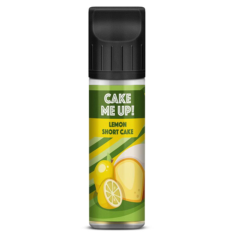 Cake Me Up - Lemon Short Cake